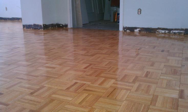 Refinish hardwood floors refinish hardwood floors under for Wood floor under carpet